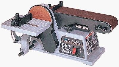 The Master Woodbutcher 39 S Delta 31 460 Belt Disc Sander Picture Page
