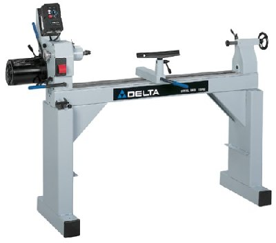 The Master Woodbutcher S Delta 46 745 Lathe Picture Page