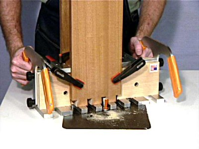 how to make a dovetail jig for router table 2