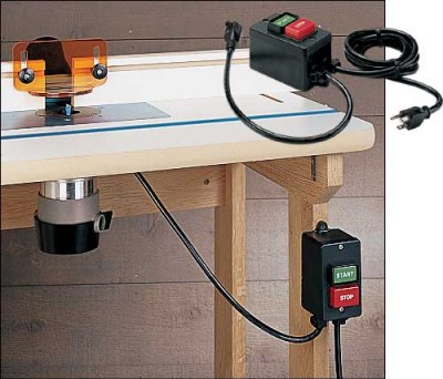 The master woodbutchers router table switch picture page router table switch greentooth Choice Image